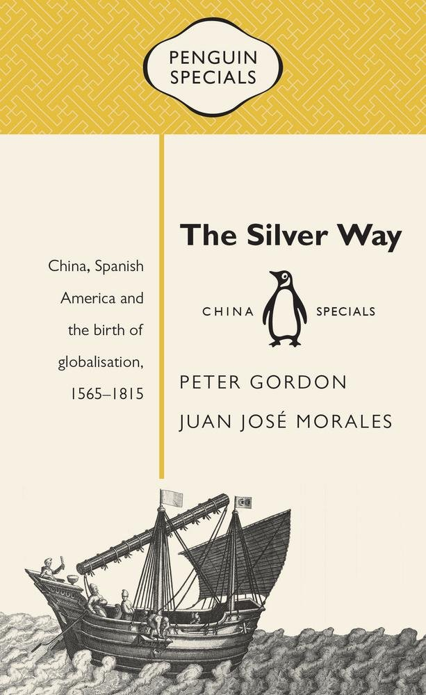 Silver Way cover